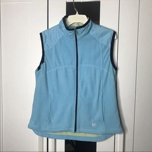 Wilson Fleece Vest Size L
